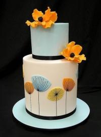 торт одуванчик заказать в Санкт-Петербурге