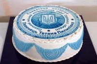 корпоративный торт заказать в Санкт-Петербурге