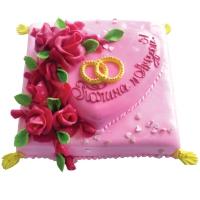 торт праздничный заказать в Санкт-Петербурге