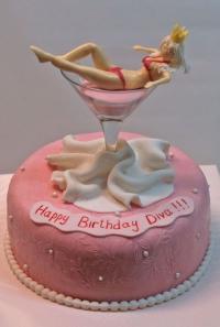 эротический торт заказать в Санкт-Петербурге
