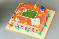 торт на 1-ое сентября заказать в Санкт-Петербурге