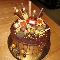 торт мужчине заказать в Санкт-Петербурге